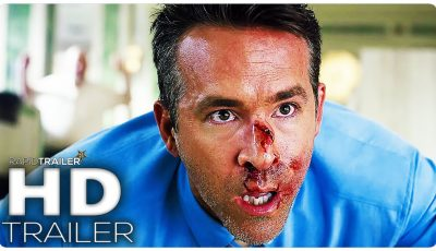FREE GUY Official Trailer (2020) Ryan Reynolds, Superhero Movie HD