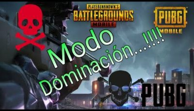 "Probando el modo "" Dominación "" en Pubg Mobile/Playerunknown's Battlegrounds/Charly01"