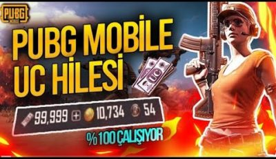 PUBG Mobile UC Hilesi | 2020 *KANITLI* Android İOS PC
