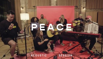 P E A C E (Acoustic Session) – Hillsong Young and Free