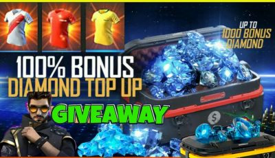 Free DJ Alok For All | New Double Diamond Topup Event💎Free Free Live