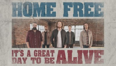 Travis Tritt – It's A Great Day To Be Alive (Home Free Cover)
