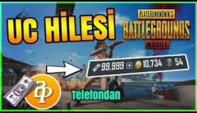 PUBG MOBİLE UC HİLESİ GÜNCEL 2020 ANDROİD/İOS/PC