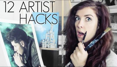 12 Artist Hacks (You Might Not Know)