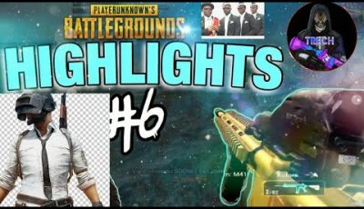 Highlights #6 Pubg Mobile BIBLIOTECA