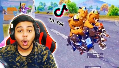PUBG Mobile TikTok Funny Videos MOMENTS GONE WRONG !!