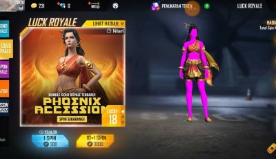 Mod apk free fire pink body & virtual unbaned work 100% all android   review apk pink body ff