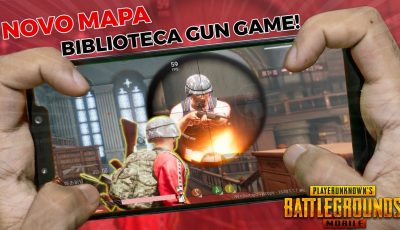 NOVO MAPA BIBLIOTECA PUBG MOBILE BETA GUN GAME 0.19