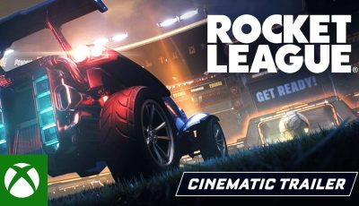 Rocket League – Free to Play Cinematic Trailer