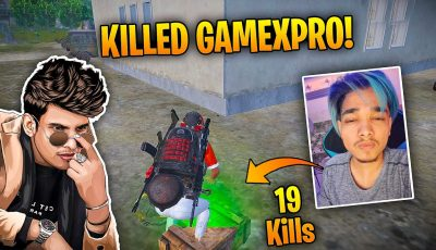 🔥 I Killed This YouTuber in Same PUBG Mobile Lobby – BandookBaaz vs gamexpro | PUBG Mobile Gameplay