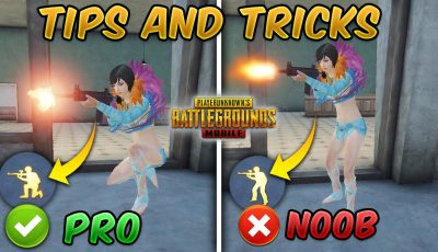 Top 5 Tips & Tricks in PUBG Mobile that Everyone Should Know (From NOOB TO PRO) Guide #16