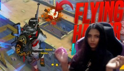 FREE FIRE LIVE – AWM Sniping With MISS DIYA   Garena Free Fire
