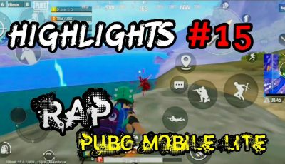 HIGHLIGHTS #15 | PUBG MOBILE LITE – RAP SIN COPYRIGHT