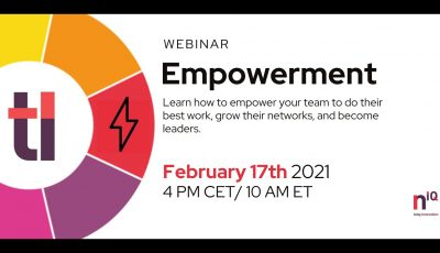 How to develop Your Network IQ [Empowering skill]