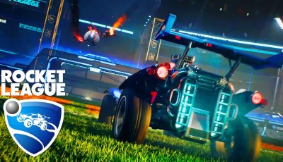 Rocket League – Official 4K Cinematic Free To Play Trailer