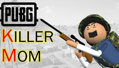 PUBG Killer Mom | पब जी किलर माँ  | PUBG Comedy | Goofy Works | Comedy toons