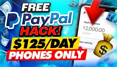 Earn $3.00 Every 60 Seconds With your PHONE! (PayPal Hack) Free Paypal Money 2021