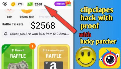 How hack clipclapes| clipclapes money 💰 hack| How to hack clipclapes with proof 100%.